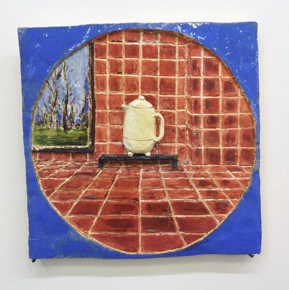 , 'Still Life with Teapot,' 2016, LWM18