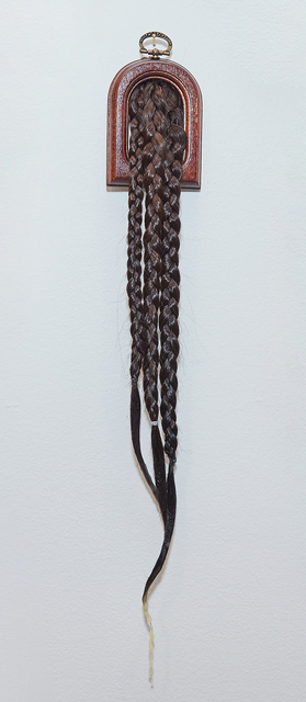 , 'Three Braids,' 2016, Jenn Singer Gallery