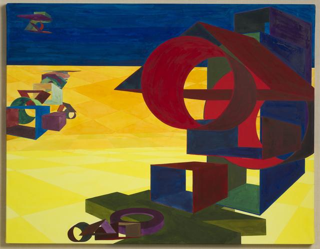 , 'Plaza IV,' 1993, David Klein Gallery