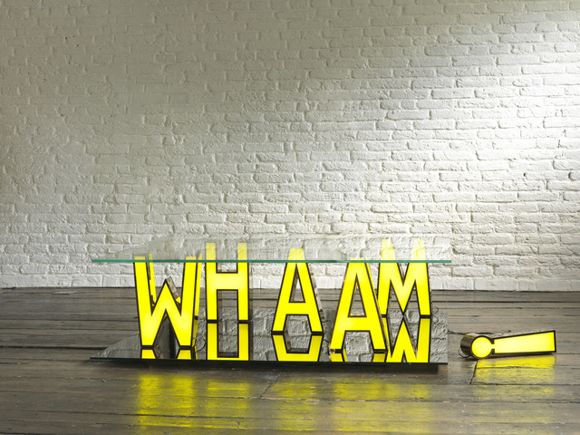 Reinier Bosch, 'WHAAM!,' 2013, Priveekollektie Contemporary Art | Design