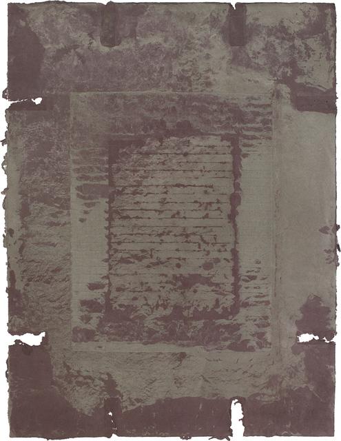 , 'Untitled ,' 1984, Hales Gallery