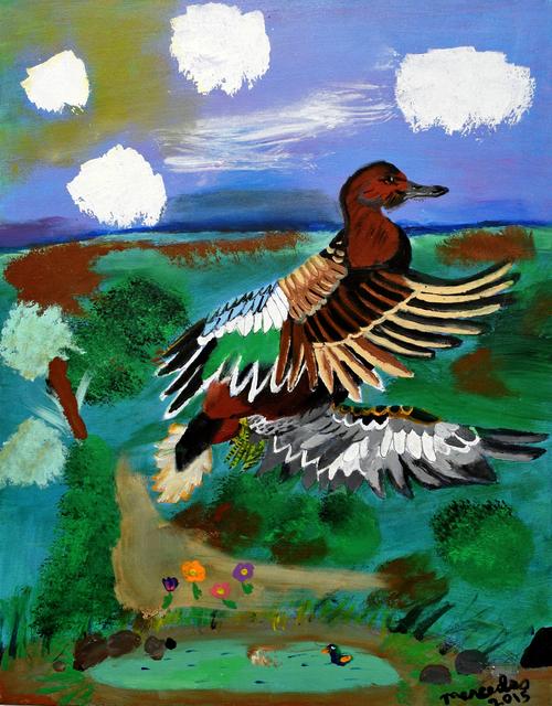 , 'Mile-High Duck,' 2015, Fountain House Gallery