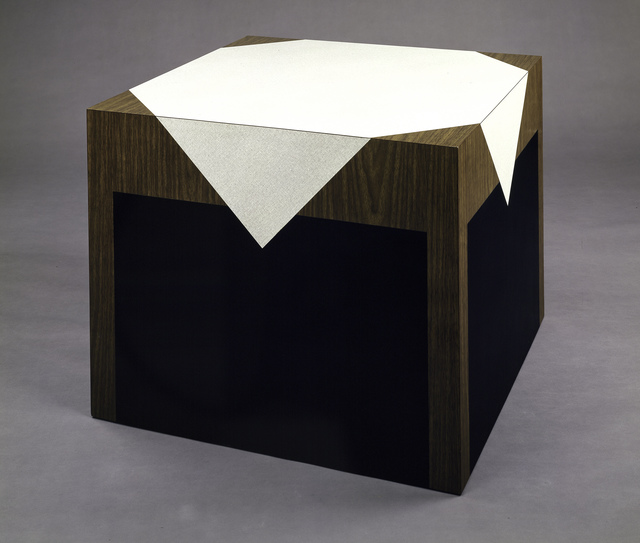 , 'Description of Table,' 1964, Hammer Museum