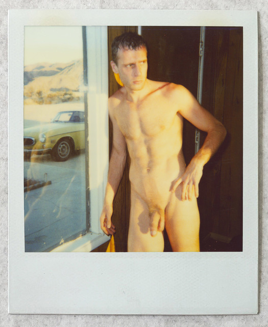Stefanie Schneider, 'Male Nude III - Original Polaroid Unique Piece', 1999, Instantdreams