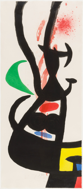 Joan Miró, 'The Head of the Crews', 1973, Christopher-Clark Fine Art