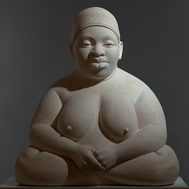 , 'Ife Buddha,' 2004, International Sculpture Center