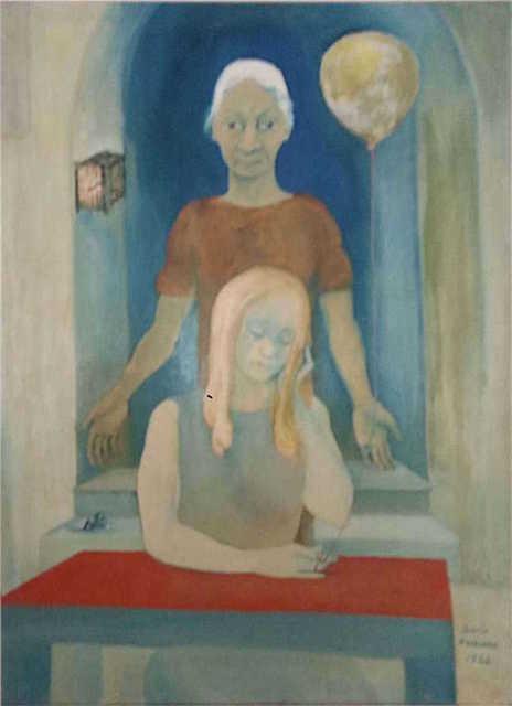 Doris Homann, 'Os Sonhos nas Mãos', 1966, Ligia Testa Espaço de Arte