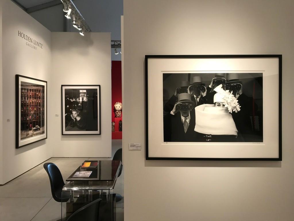 Holden Luntz Gallery, Art Miami 2018 Ormond Gigli, Albert Watson, Frank Horvat