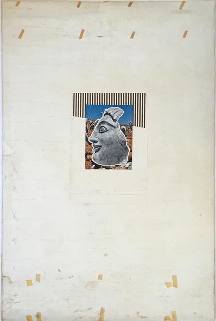 , 'Angles (Bust),' 2015, Asya Geisberg Gallery