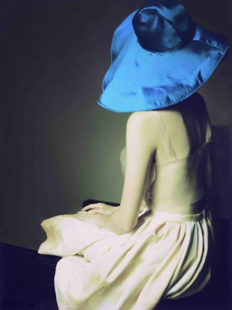 , 'The Blue Hat,' 2007, CHRISTOPHE GUYE GALERIE