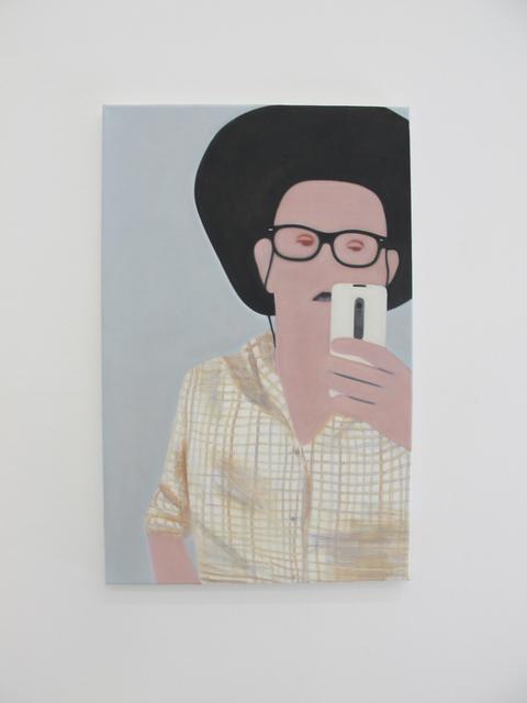 , 'TX Selfie,' 2015, Galerie Mark Müller
