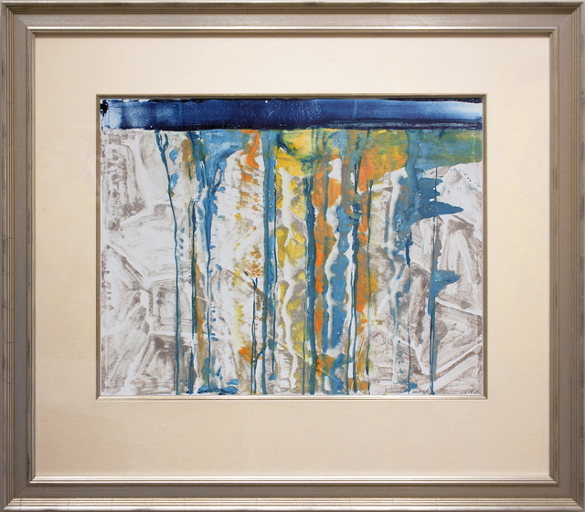 , 'Weeping Wall-Pahua,' 1990, HOHMANN