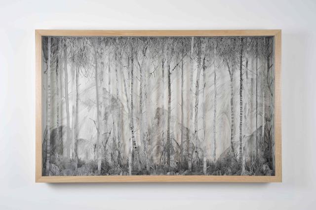 , 'Dessin 1,' 2015, Suzanne Tarasieve
