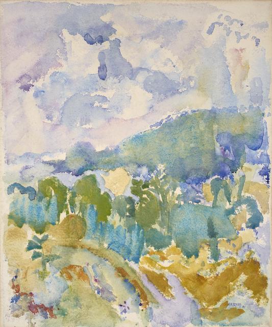 , 'Hudson River Valley,' 1911, Debra Force Fine Art