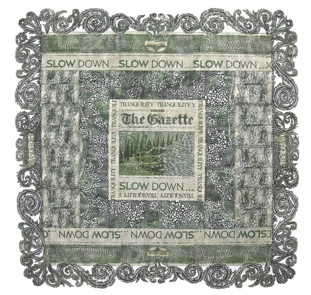 , 'Saturday, May 31st, Slow Down,' 2014, Division Gallery