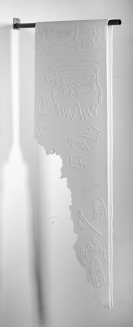 , 'White Steæ,' 2016, SKETCH