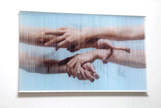 , 'String Hands 0635,' 2016, Pontone Gallery