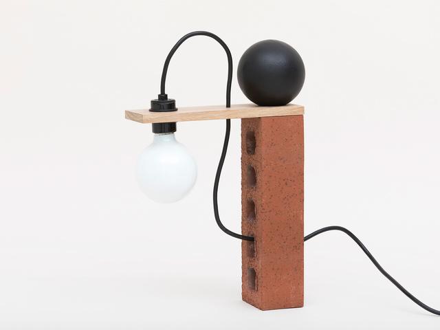 , 'Souvenir 158 - Brick Lamp #1,' 2017, Fisher Parrish Gallery