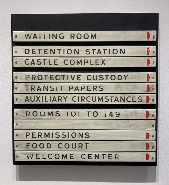 Skylar Fein, 'Castle Complex Government Services Center', 2019, Jonathan Ferrara Gallery