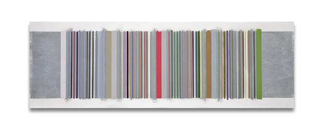 Debra Ramsay, 'One Year, Yellow Trail, Landscape As Time', 2014, IdeelArt