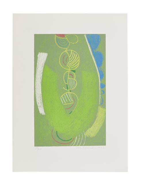 , 'Frühling,' 1973, Bode Gallery