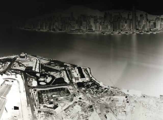 , 'To see Hong Kong Island from Kowloon 19-20 July 2016,' 2016, 10 Chancery Lane Gallery