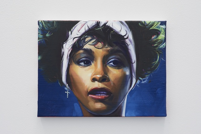 Sam McKinniss, 'Star Spangled Banner (Whitney)', 2017, Team Gallery