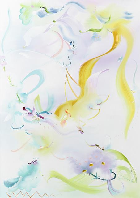 , 'Shakes off slumber,' 2019, Galerie Nathalie Obadia