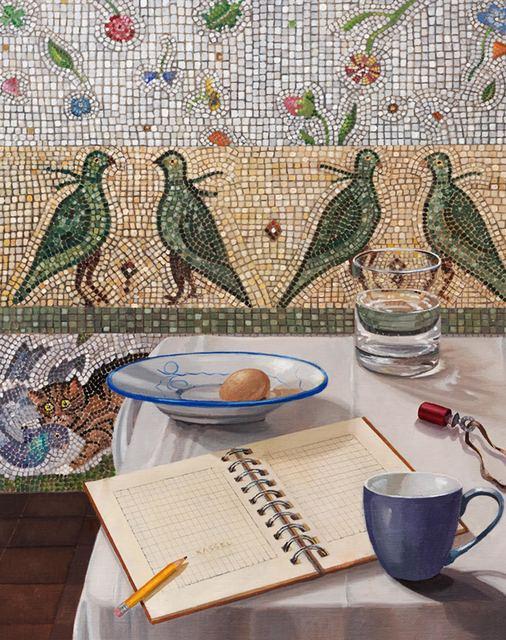 Barbara Kassel, 'Birdcall', 2016, Clark Gallery