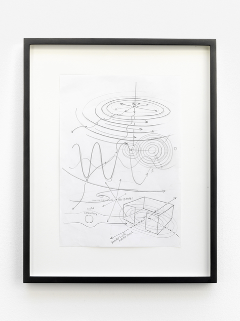 Alicja Kwade, 'Ohne Titel', 2011, Drawing, Collage or other Work on Paper, Pencil drawing, KÖNIG GALERIE