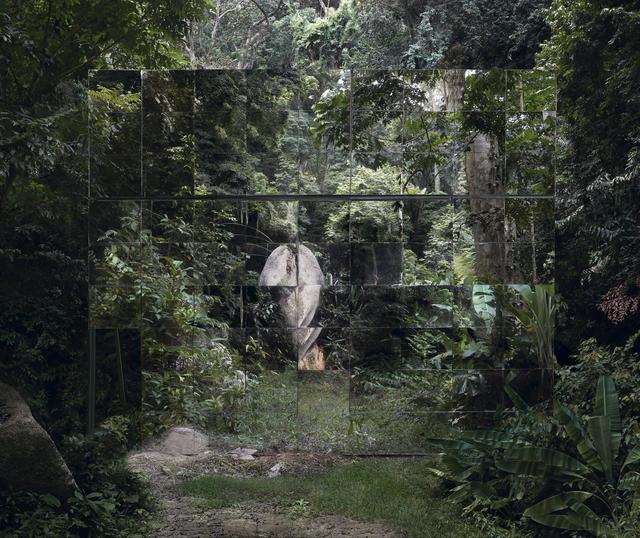 , 'Les Mécaniques I-I,' 2016, Galerie Les filles du calvaire