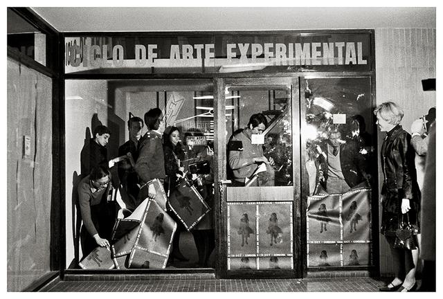 , 'El encierro (Confinement) #12,' 1968, espaivisor - Galería Visor