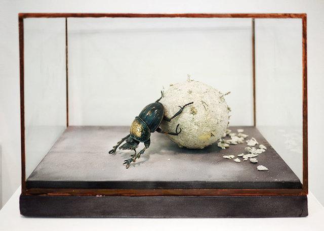 , 'Khepri's Nest,' 2014, bo.lee gallery
