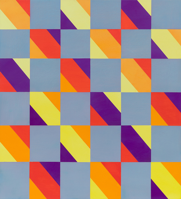 Nate Ethier, 'Kite', 2012, Painting, Acrylic on canvas, Minus Space