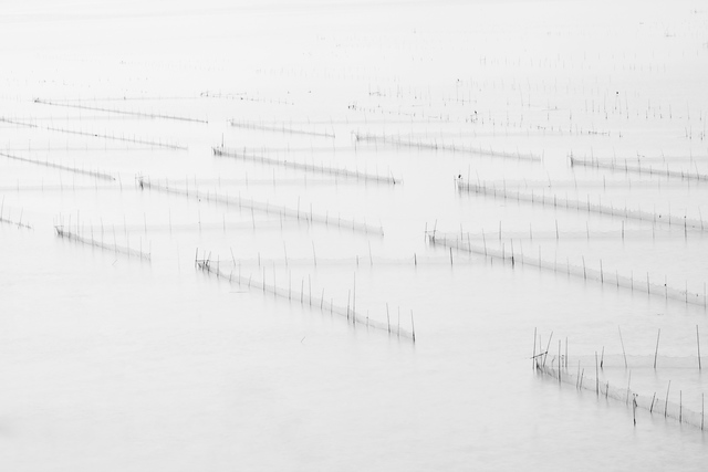 , 'Winter Sea 2,' 2017, JanKossen Contemporary