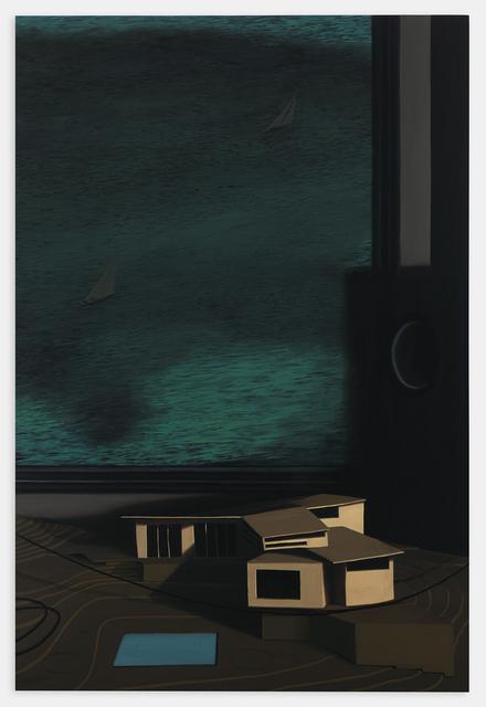 , 'Competition,' 2018, Fergus McCaffrey