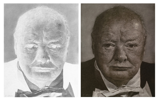 , 'Untitled - Winston Churchill,' , Galerie Huit
