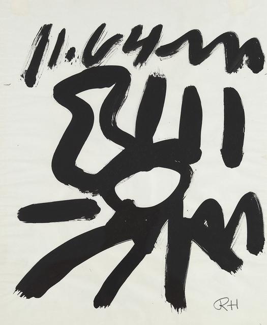 Raymond Hendler, 'Still Life', 1964, Berry Campbell Gallery