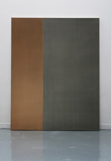 , 'Abstract silver&gold,' 2016, Eduardo Secci Contemporary