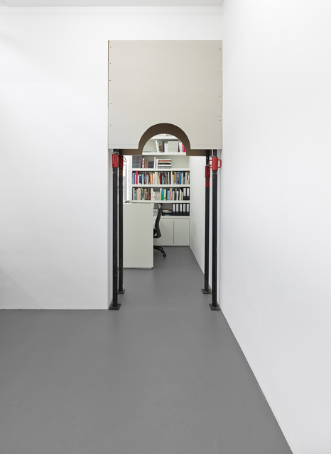 , 'Tor,' 2013, Galerie Christian Lethert