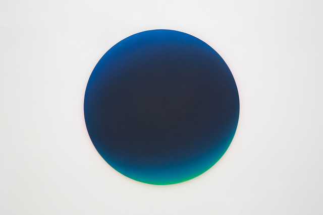 , 'Black Gradient 0101pm,' 2018, Mirus Gallery