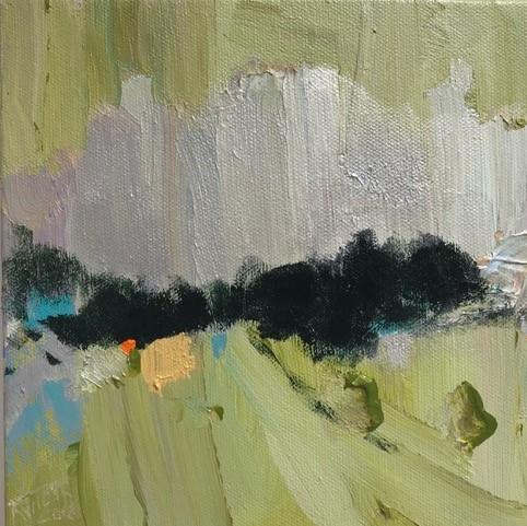 Nancy Rutter, 'Rail View', 2018, Carrie Haddad Gallery