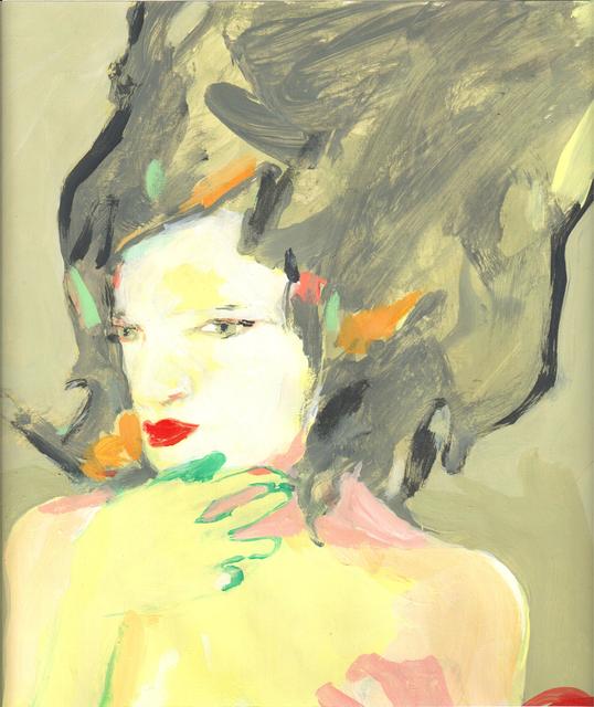 , 'Pensive II,' 2015, Paul Stolper Gallery