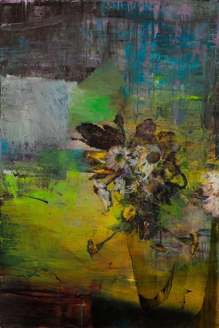 , 'Hoax 23,' 2017, Parafin