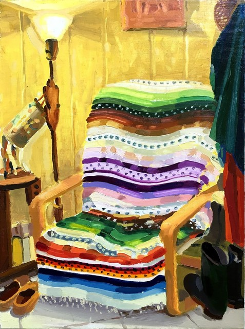 , 'Living Room Chair,' 2018, 1969 Gallery