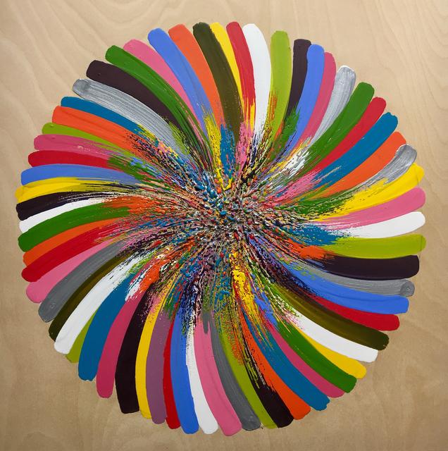 , 'Girondola,' 2007, Gallery NAGA