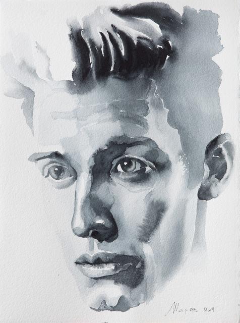 , 'M2 Untitled (Male),' 2014, Salamatina Gallery