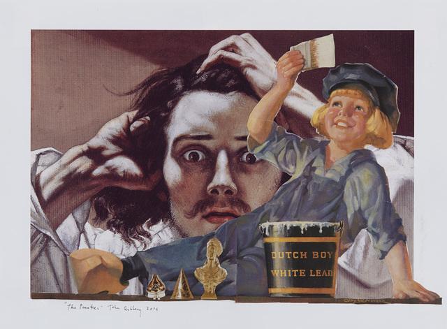 , 'The Painter,' 2014, Tibor de Nagy