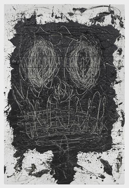 , 'Untitled Anxious Men,' 2016, David Kordansky Gallery