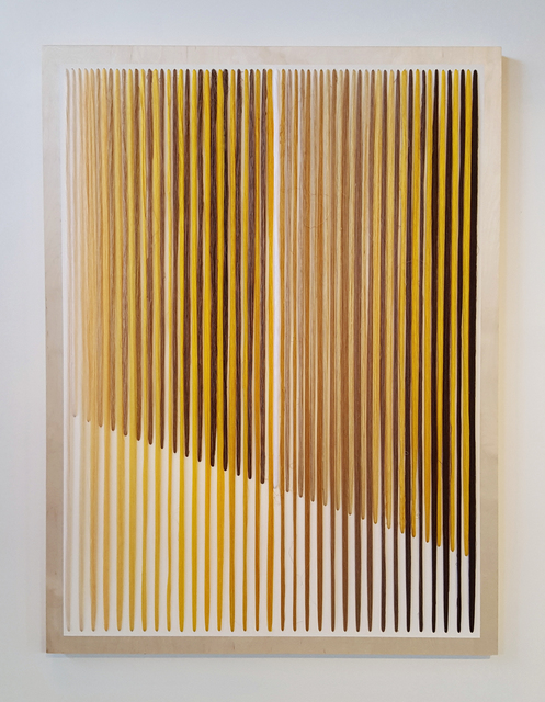 , 'Untitled Yellow,' 2016, Ro2 Art